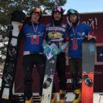 Сноубордисты из Подмосковья завоевали три бронзы Кубка России