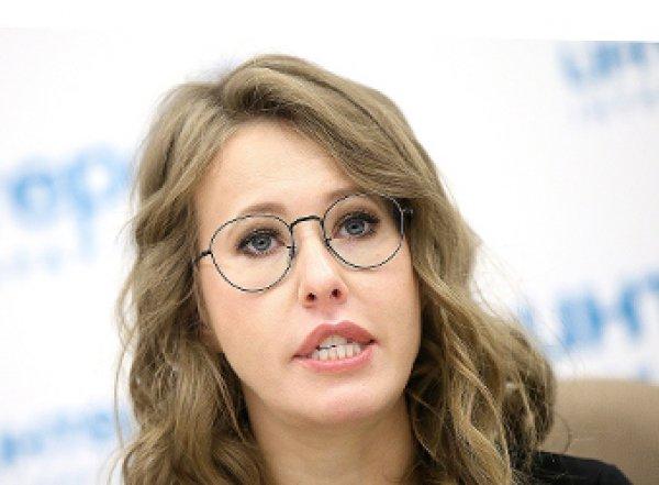Собчак обрушилась на Михалкова с ответной критикой