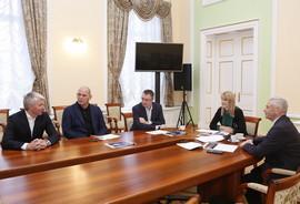 Состоялось заседание Экспертного совета Национальной спортивной премии