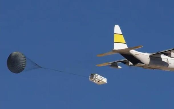 SpaceX протестировала парашют для Crew Dragon