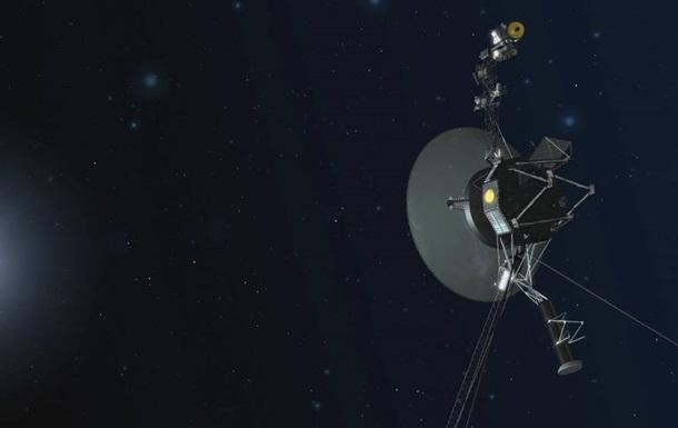 Voyager-2 прислал первые данные из межзвездного пространства