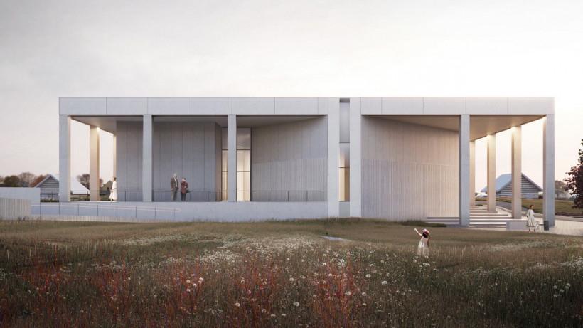 Строительство музея Зои Космодемьянской в Рузе завершат до конца года