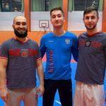 Тхэквондисты из Московской области выступят на чемпионате Европы