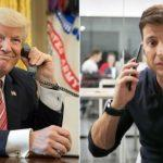 О чем разговаривали Трамп и Зеленский?