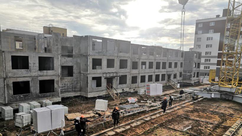 Три корпуса ЖК «Малина» в Красногорске планируется построить в 2020 году