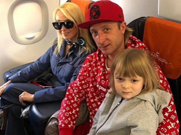 «У него была новая девушка!»: стала известна причина разрыва отношений Рудковской и Плющенко