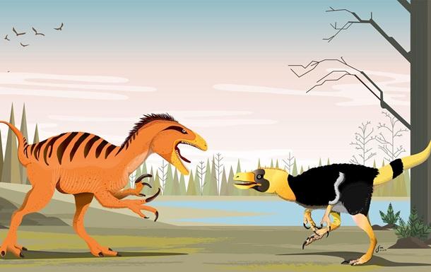 Ученые обнаружили новый вид динозавров в Таиланде