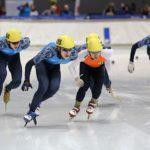 В активе сборной Московской области девять медалей на Кубке России по шорт-треку