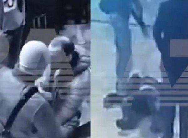 В центре Москвы жестоко избит спецназовец ФСБ (ВИДЕО)