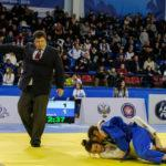 В Дмитрове стартовало юниорское первенство России по дзюдо