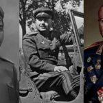 В Музее Победы впервые покажут фильм из фондов Минобороны о маршале Баграмяне