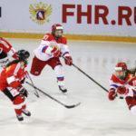 В Подмосковье стартует хоккейный «Турнир 5 наций»