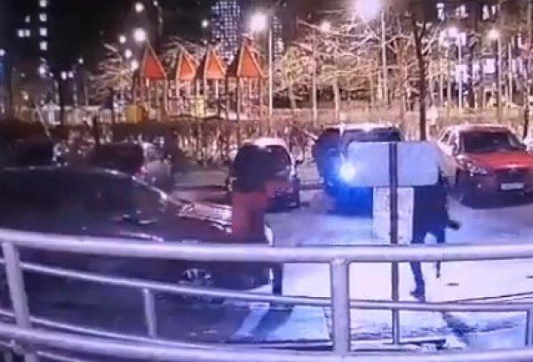 Видео убийства начальника Центра «Э» по Ингушетии появилось в Сети
