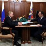 Владимир Мединский рассказал Президенту России об итогах Петербургского культурного форума