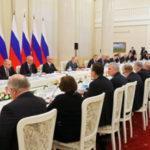Владимир Путин объявил 2022 год Годом народного творчества