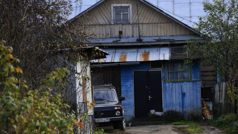 Восемнадцать встреч на тему «дачной амнистии» пройдут в Подмосковье до конца года