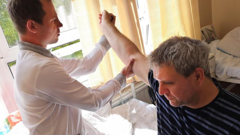 Врачи больницы в Подольске выявили у пациента редкое заболевание