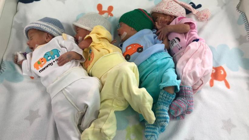 Всемирный день недоношенных детей отметят в Московской области 17 ноября