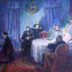 Встреча «Иван Никитин в иллюстрациях Василия Криворучко»