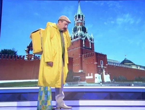 """""""Вы вместо Владимира? - Ну, был когда-то"""": в КВН снова шутят про Путина и Медведева"""