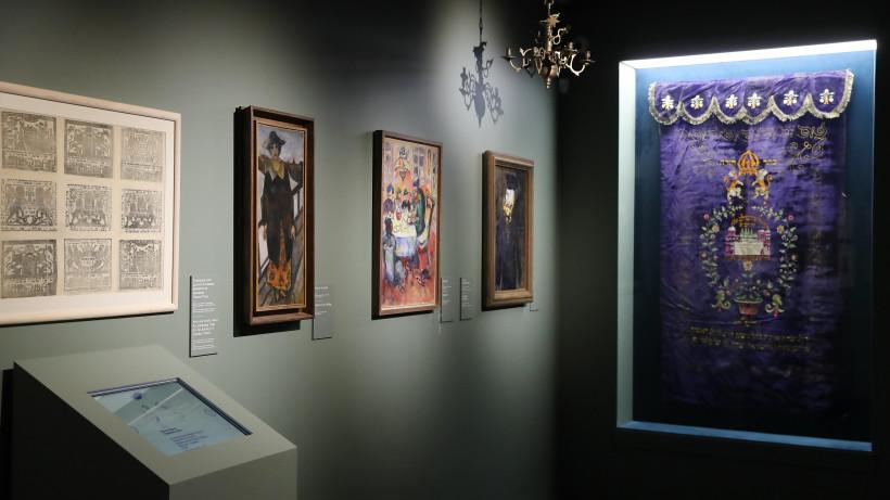 Выставка произведений Шагала в Истре открыла программу «Зима в Подмосковье»