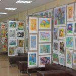 Выставка «Рисунок любимой маме!»