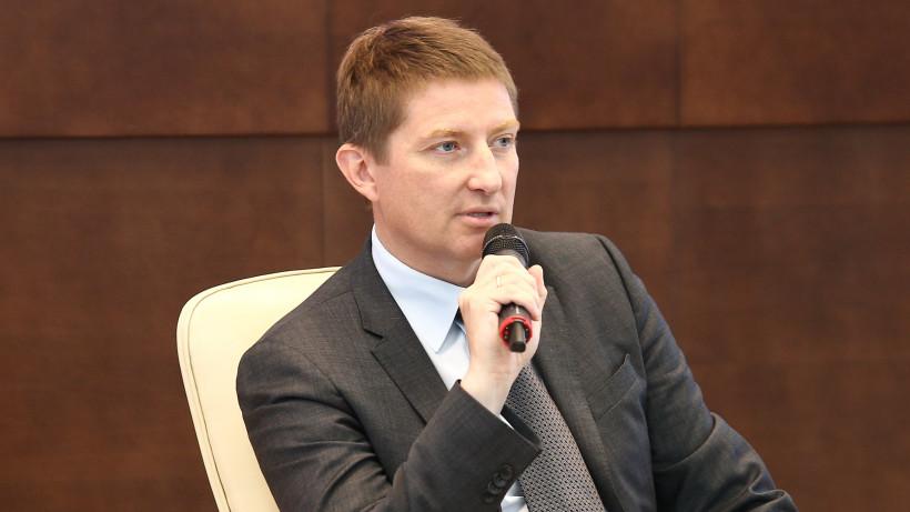 Зампред правительства Подмосковья Вадим Хромов проведет встречу с бизнесом 29 ноября