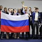 Женская и мужская сборные России по шахматам – победители командного Чемпионата Европы