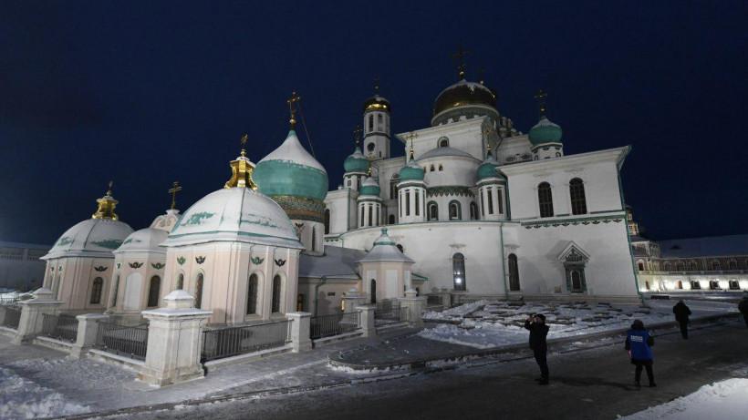 Делегаты XVIII съезда партии «Единая Россия» посетили достопримечательности Истры