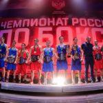 4 медали завоевали подмосковные боксеры на чемпионате России среди молодежи
