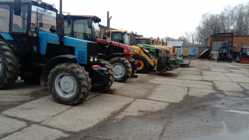 Аграрии Подмосковья получили более 190 млн рублей для покупки сельхозтехникив 2019 году