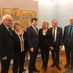 Алла Манилова приняла участие в мероприятиях «Русских сезонов в Германии»