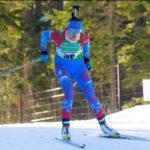Анастасия Гореева взяла золото Всероссийских соревнований по биатлону
