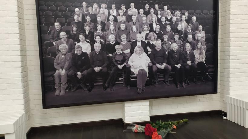 Андрей Воробьев выразил соболезнования в связи с кончиной Галины Волчек
