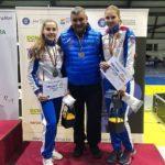 Анна Удовиченко стала бронзовым призёром на Кубке мира по фехтованию среди юниорок