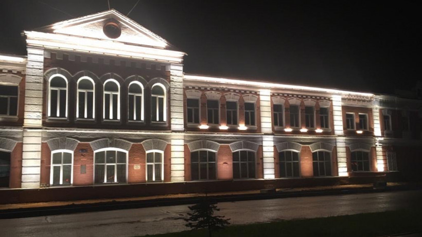 Архитектурно-художественная подсветка появилась на 15 объектах в Подмосковье