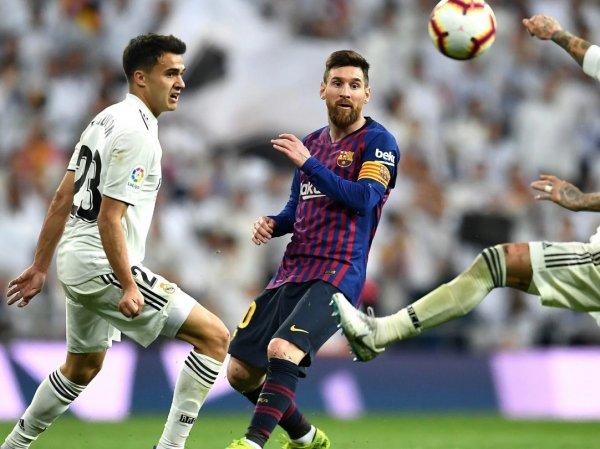 """""""Барселона"""" и """"Реал Мадрид"""" сойдутся в матче эль-класико"""