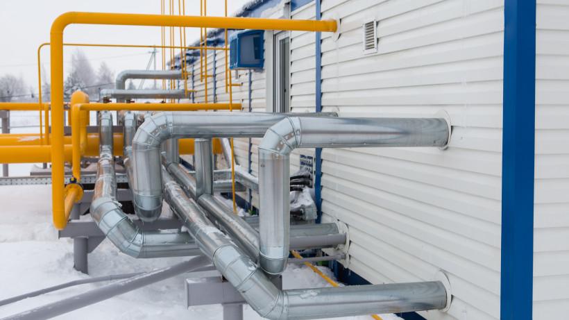 Более 30 газопроводов ввели в эксплуатацию в Московской области с начала года