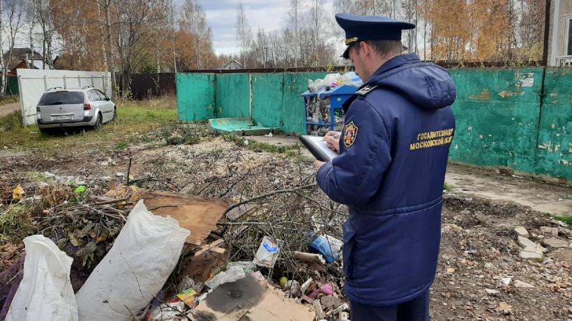 Более 300 нарушений чистоты устранили по итогам работы комиссий в Подмосковье