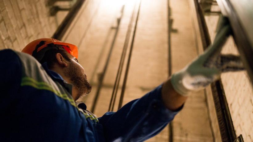 Более 500 лифтов заменили в 137 домах Подмосковья в 2019 году