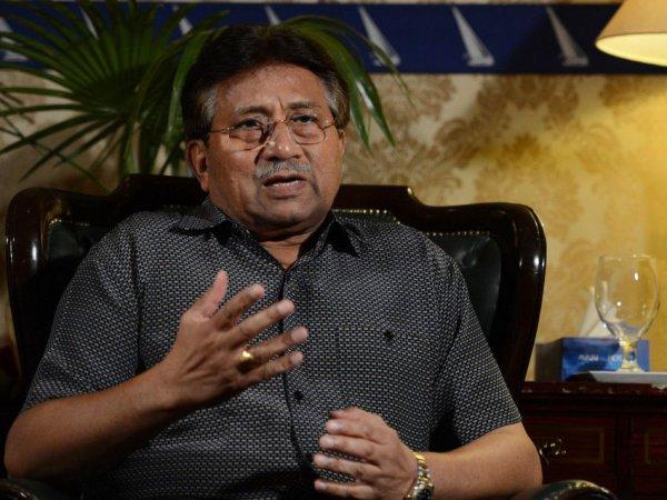 Бывший президент Пакистана Первез Мушарраф приговорен к смертной казни
