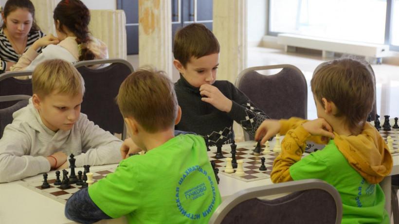 Детский рождественский шахматный турнир состоится в Новом Иерусалиме 5 января