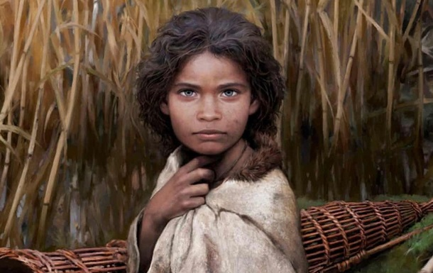 ДНК со жвачки. Создан портрет девушки из неолита