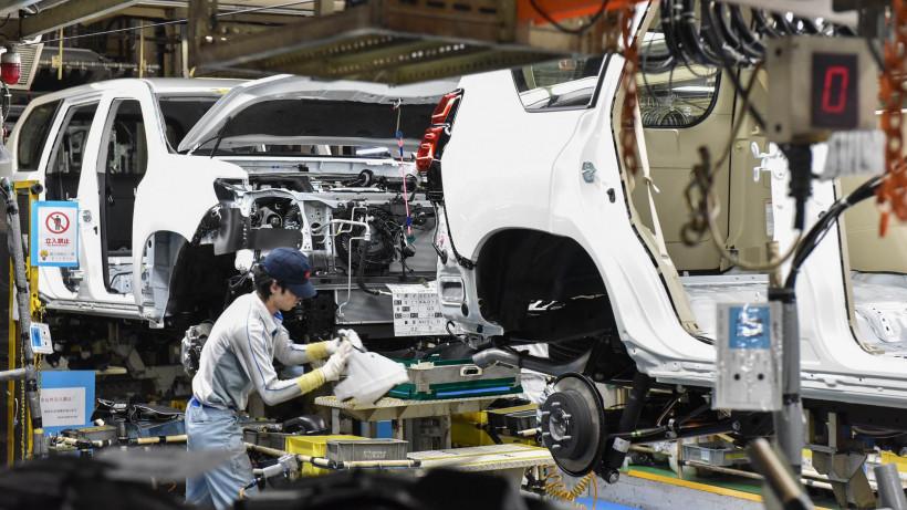 Рабочий визит губернатора Подмосковья на завод компании Hino Hamura plant в Токио