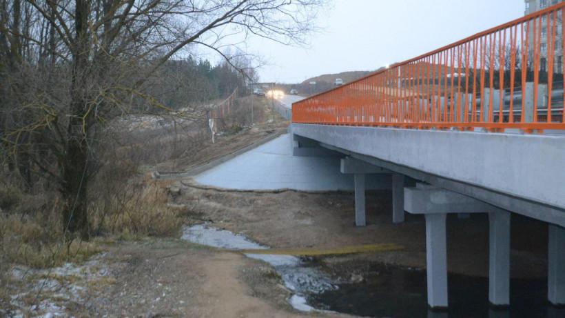 Два моста отремонтировали в Солнечногорске