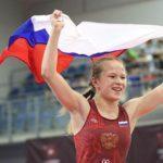 Екатерина Карпушкина завоевала золото международного турнира по борьбе