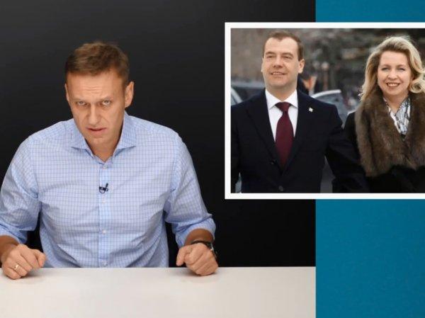 ФБК нашел у жены Медведева личный самолет за $50 млн