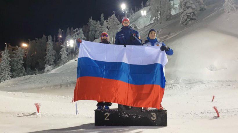Фристайлисты из Подмосковья завоевали золото, серебро и бронзу кубка Европы