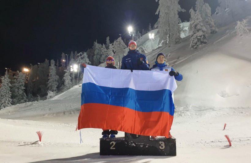 Фристайлисты из Подмосковья завоевали золото, серебро и бронзу на кубке Европы