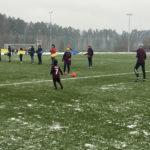 Футбольный стадион открылся в Черноголовке